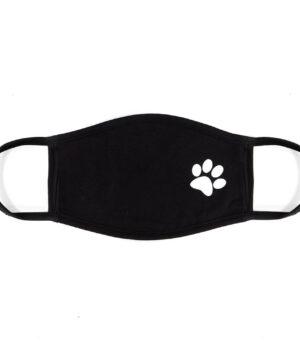 Kedi Pati %100 Pamuklu Yıkanabilir Maske