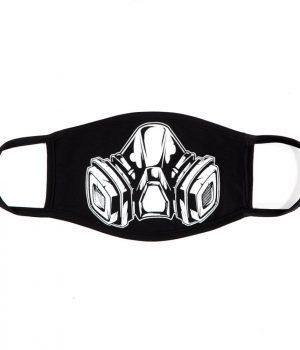 Gaz Maskesi %100 Pamuklu Yıkanabilir Maske