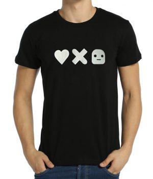 Love Death & Robots Siyah Erkek Tişört